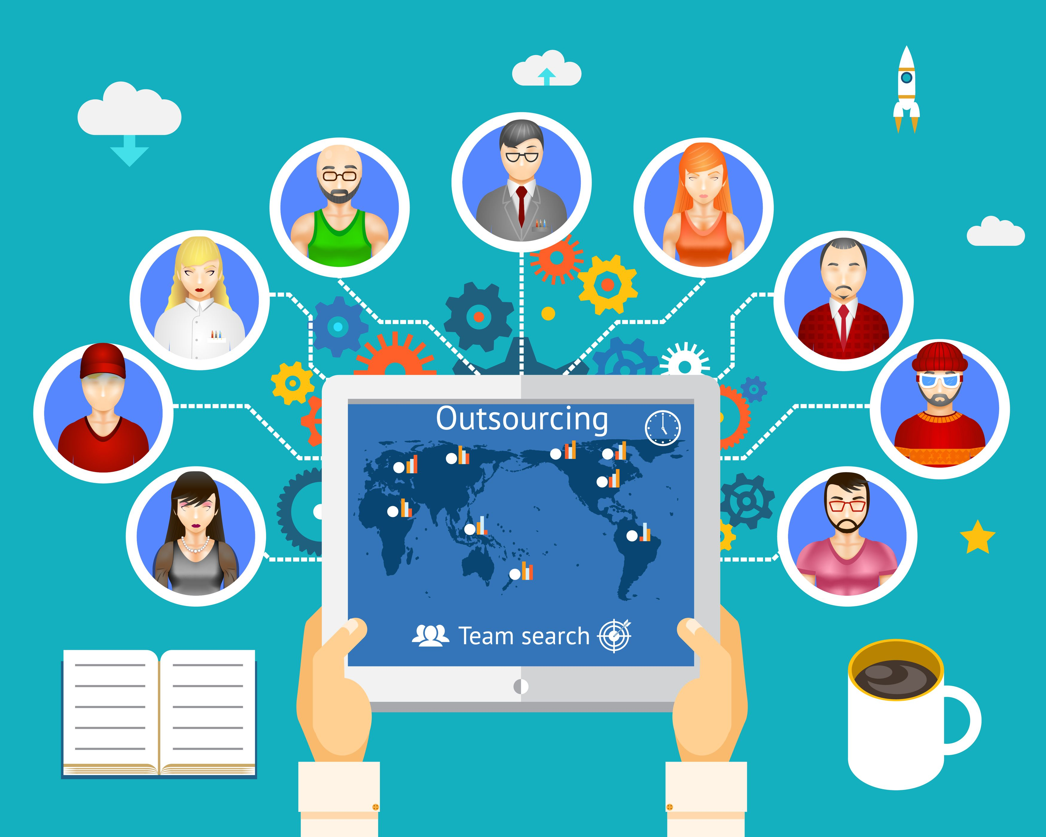 Why You Ought to Outsource Net Growth