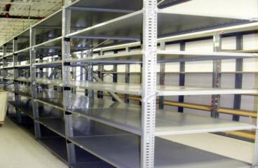 Shelving for Warehouses